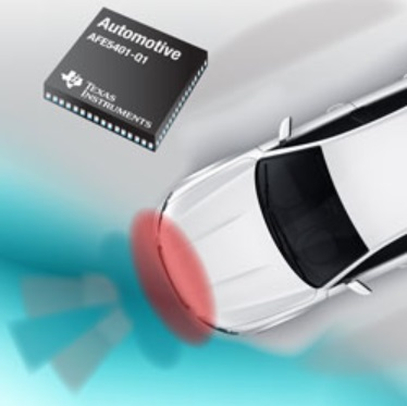 Texas Instruments introduces ADAS chip for entry- and mid