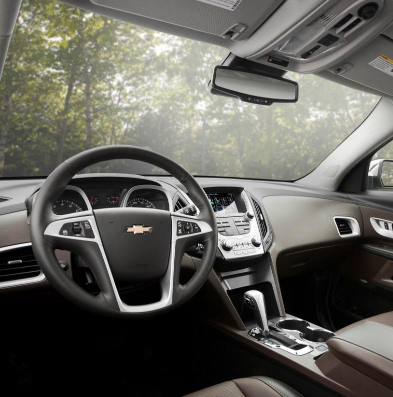 US: Collision Alert Tech Helps Chevrolet Equinox And GMC Terrain Win IIHS  Top Safety Pick+