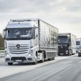 <!-- AddThis Sharing Buttons above -->Three connected and autonomous Mercedes-Benz Actros trucks start a cross-border convoy drive from Stuttgart to Rotterdam. Daimler Trucks, the worldwide leading truck manufacture, actively supports the initiative European Truck Platooning […]