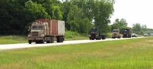 Michigan truck platooning