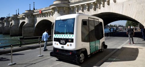 The French capital's transport authority will on Saturday (24th September) carry out its first test of a driverless minibus, in the hope that regular routes for the hi-tech vehicles will […]