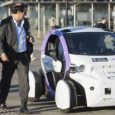 <!-- AddThis Sharing Buttons above -->A driverless car has been tested among members of the public for the first time in the UK, in Milton Keynes. The two-seater electric vehicle travelled in a 1km (0.6-mile) […]