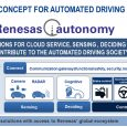 <!-- AddThis Sharing Buttons above -->Delivers Total End-to End Solution that Scales from Cloud to Sensing and Vehicle Control The First Rollout of Renesas Autonomy Product, the R-Car V3M System-On-Chip, Provides Cutting Edge Capabilities for […]