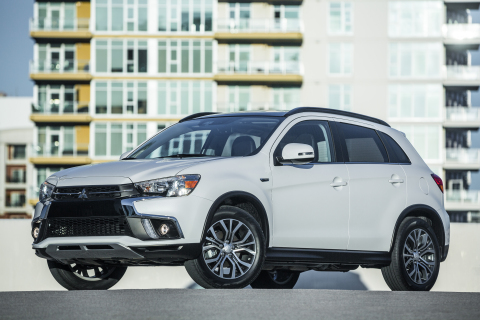Mitsubishi Motors To Unveil 2018 Outlander Sport With Enhanced Safety  Features At New York International Auto Show