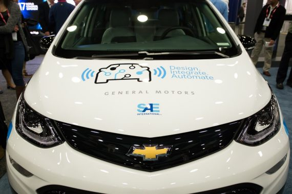 Gm And Sae International Select 8 North American Universities For