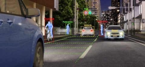 <!-- AddThis Sharing Buttons above -->Toshiba announced that DENSO is deploying Visconti™4, its latest image-recognition processor dedicated to automotive applications, in next generation, front-camera-based active safety systems. Visconti™4 is a road-safety solution that provides drivers […]