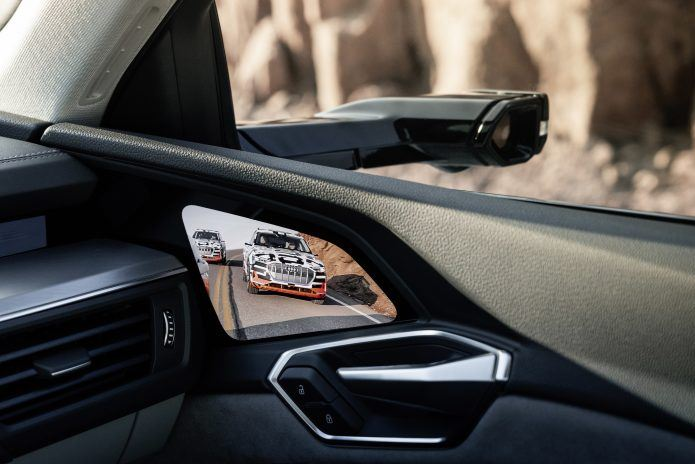Ficosa Develops Digital Rear View System For The Audi E Tron Safe